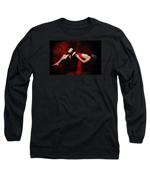 Delicious Vampire Treat Long Sleeve T-Shirt