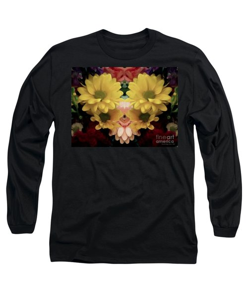 Long Sleeve T-Shirt featuring the photograph Delightful Bouquet by Luther Fine Art