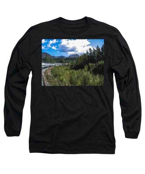 Denali Alaska Long Sleeve T-Shirt