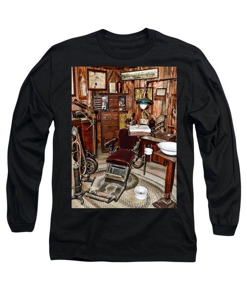 Dentist - The Dentist Chair Long Sleeve T-Shirt