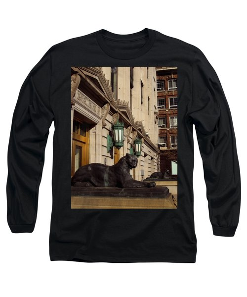 Denver Architecture 2 Long Sleeve T-Shirt