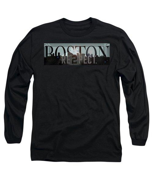 Derek Jeter - Boston Long Sleeve T-Shirt