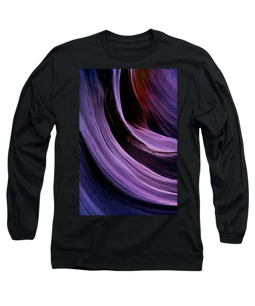 Long Sleeve T-Shirt featuring the photograph Desert Eclipse by Mike  Dawson