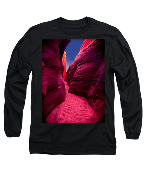 Desert Maze Long Sleeve T-Shirt