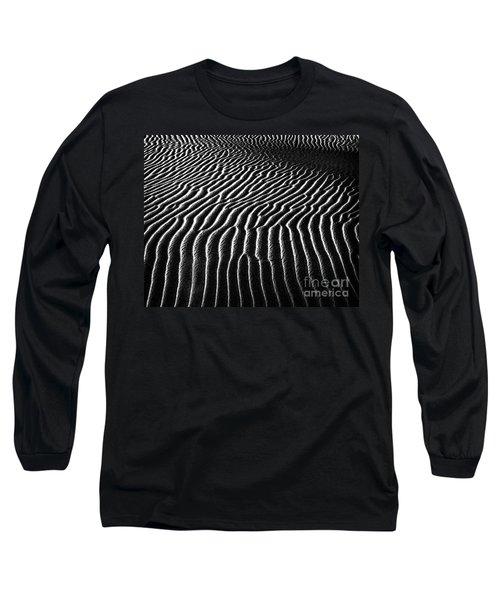 Desert Sands Long Sleeve T-Shirt by Danuta Bennett