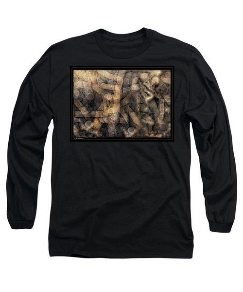 Desert Twigs Long Sleeve T-Shirt
