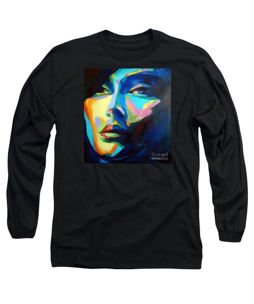 Desires And Illusions Long Sleeve T-Shirt by Helena Wierzbicki