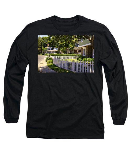 Desperate Neighborhood Long Sleeve T-Shirt