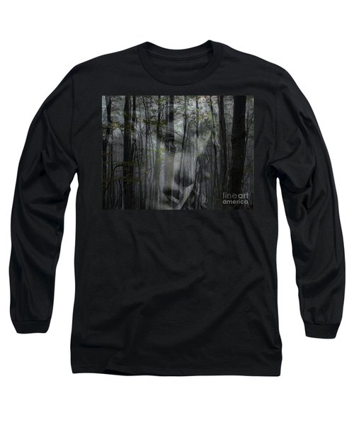 Destination Uncertain Long Sleeve T-Shirt