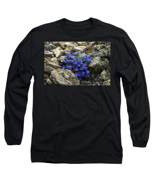 Long Sleeve T-Shirt featuring the photograph Determination by Jeremy Rhoades