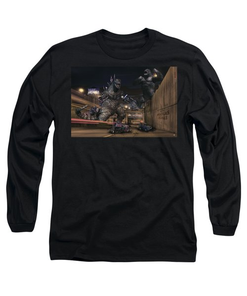 Detroits Zoo Long Sleeve T-Shirt