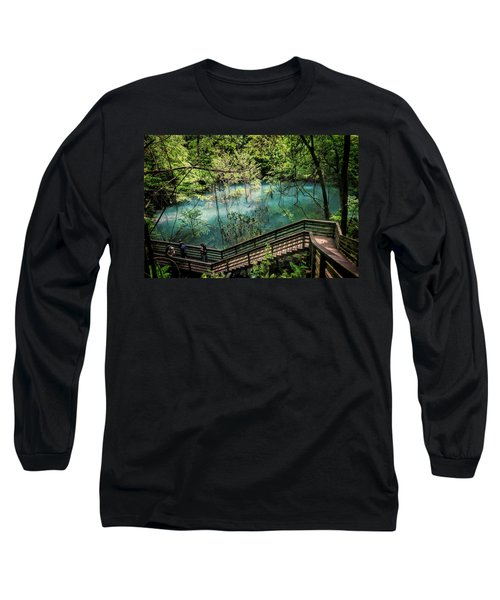 Devil's Millhopper Long Sleeve T-Shirt