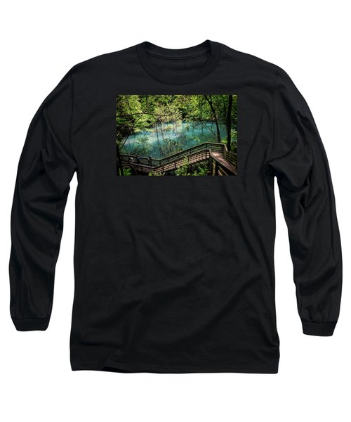Devil's Millhopper Long Sleeve T-Shirt