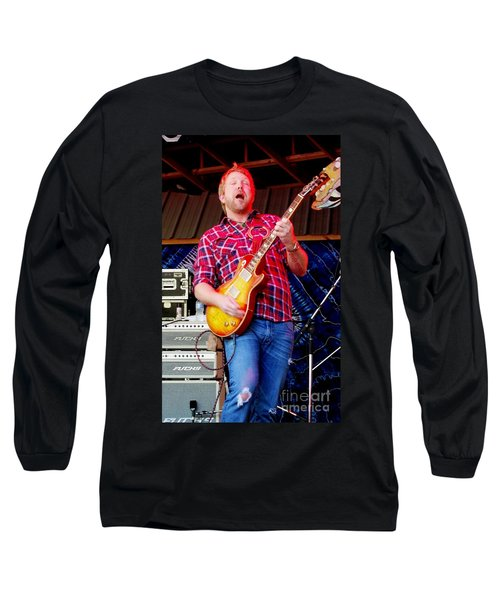 Devon Allman Long Sleeve T-Shirt