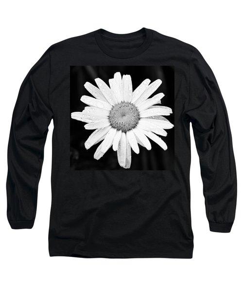 Dew Drop Daisy Long Sleeve T-Shirt