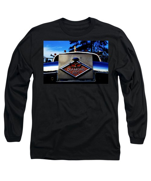 Diamond Reo Hood Ornament Long Sleeve T-Shirt