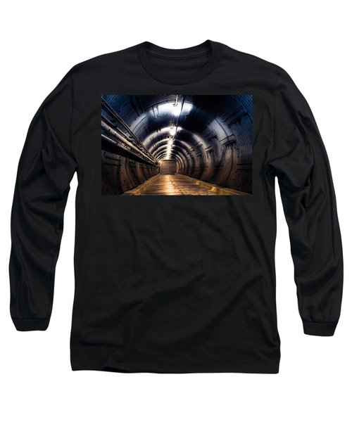 Diefenbunker Long Sleeve T-Shirt by Bianca Nadeau