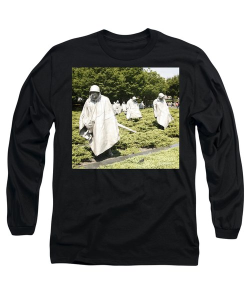 Different Realities Long Sleeve T-Shirt by Carol Lynn Coronios