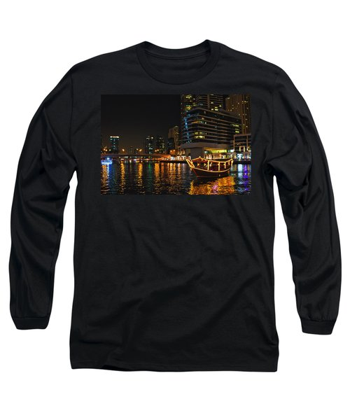 Dinner Cruise Dubai Long Sleeve T-Shirt