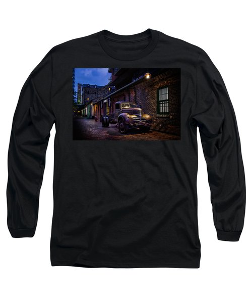 Distillery District Toronto Long Sleeve T-Shirt