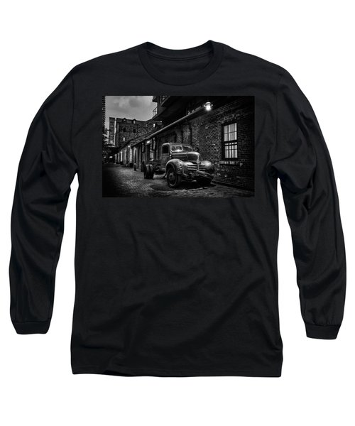 Distillery District Toronto Mono Long Sleeve T-Shirt