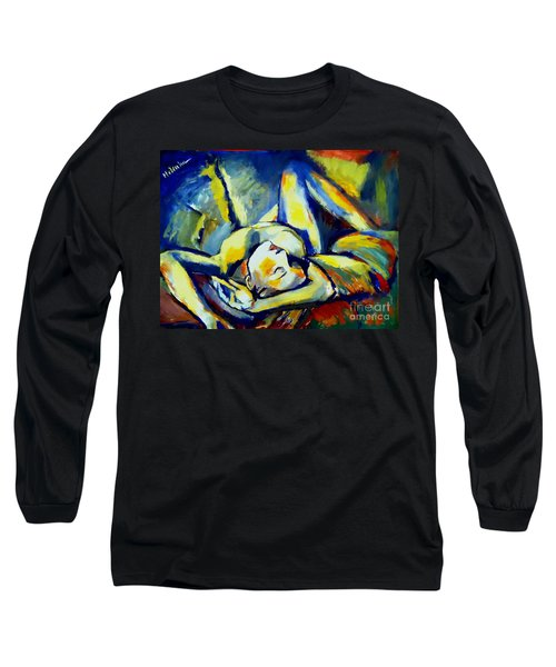 Distressful Long Sleeve T-Shirt