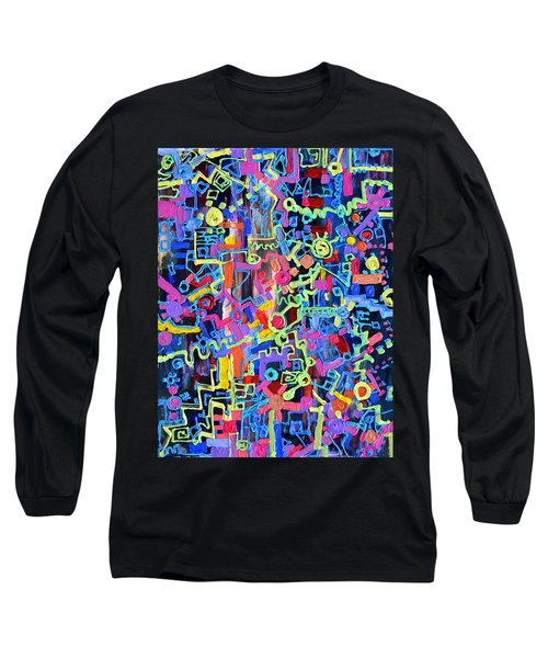Divertissment Long Sleeve T-Shirt