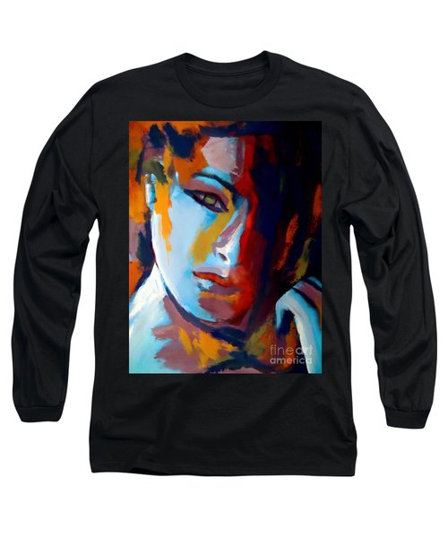 Divided Long Sleeve T-Shirt