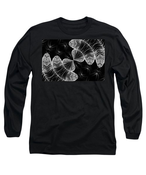 Long Sleeve T-Shirt featuring the photograph Division by Kristin Elmquist