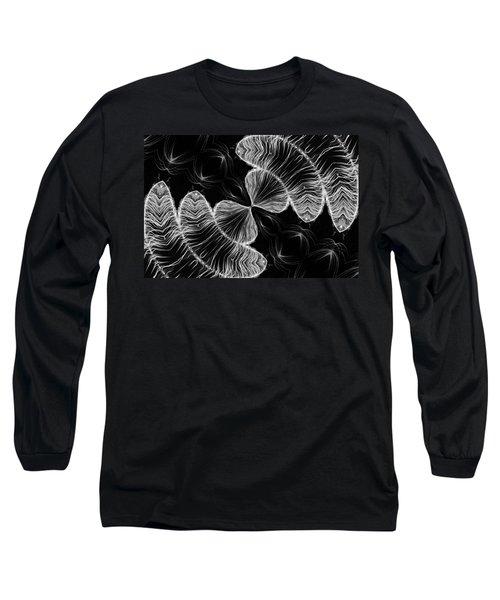 Division Long Sleeve T-Shirt by Kristin Elmquist