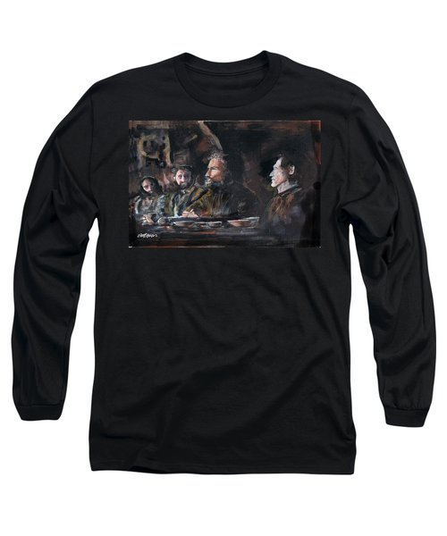 Do This In Remembrance Of Me Long Sleeve T-Shirt