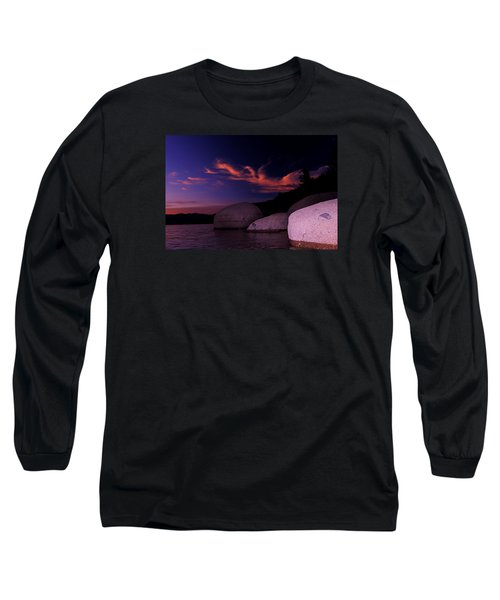 Long Sleeve T-Shirt featuring the photograph Do You Believe In Dragons? by Sean Sarsfield
