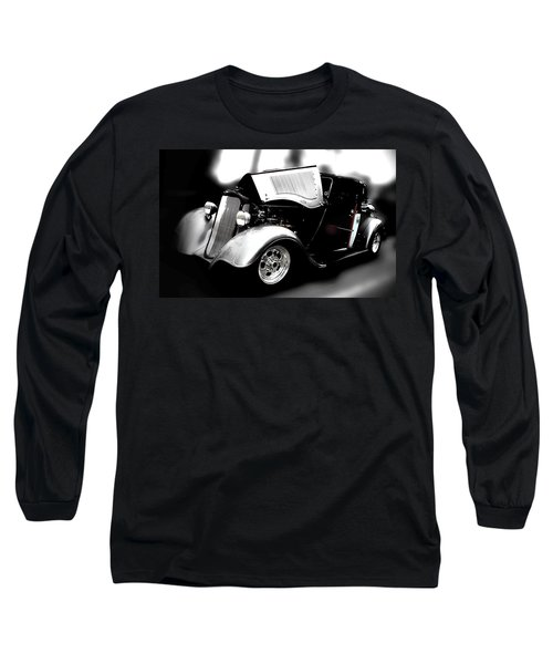 Vintage Long Sleeve T-Shirt featuring the photograph Dodge Power by Aaron Berg