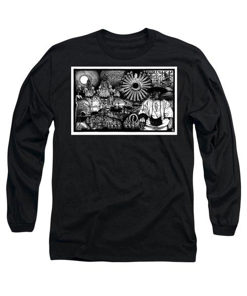 Dogon Dream Long Sleeve T-Shirt
