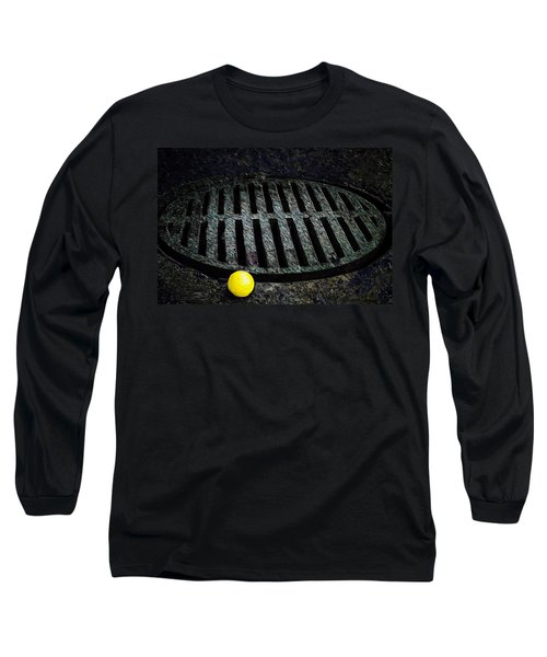 Dogs Eye View Long Sleeve T-Shirt