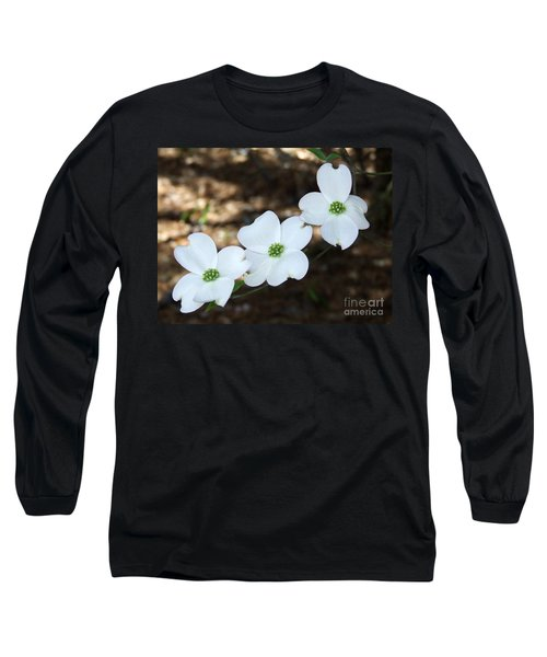 Dogwood Long Sleeve T-Shirt