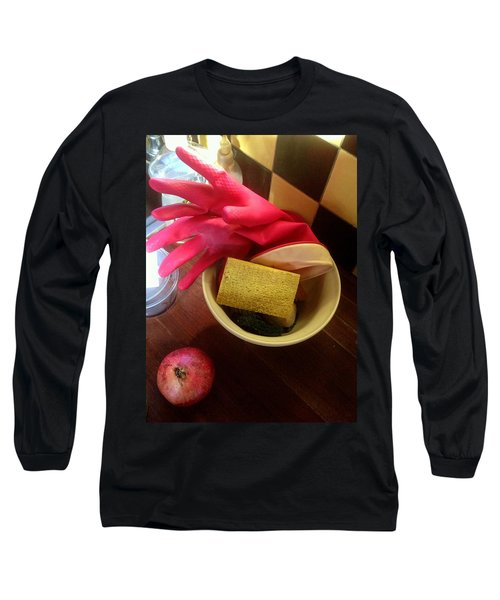 Domesticity Long Sleeve T-Shirt