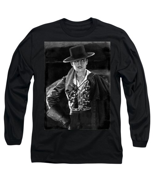 don Q Son Of Zorro Long Sleeve T-Shirt