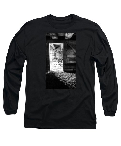 Doorway Through Time Long Sleeve T-Shirt