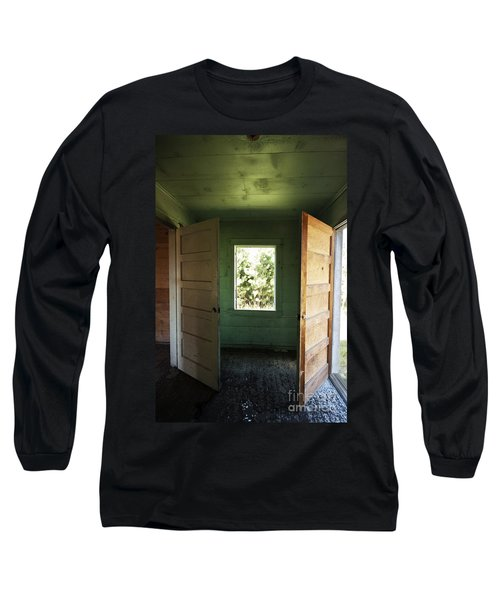 Double Entry Long Sleeve T-Shirt