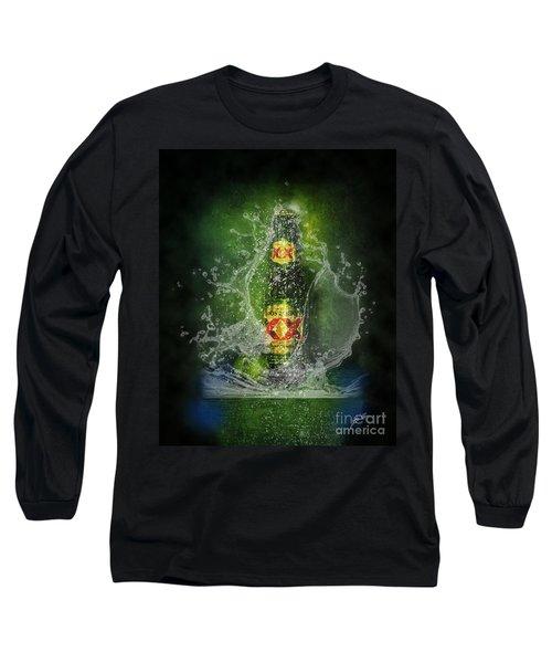 Double X Long Sleeve T-Shirt by Erika Weber