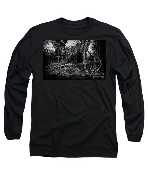 Down In The Woods Long Sleeve T-Shirt