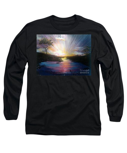 Down To The River Long Sleeve T-Shirt