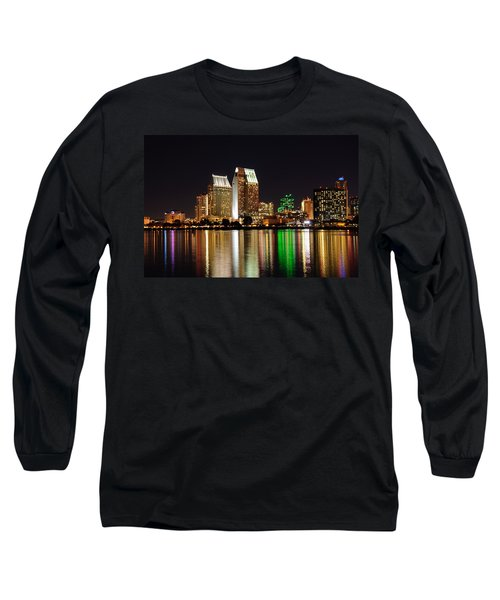 Downtown San Diego Long Sleeve T-Shirt