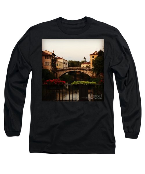 Downtown Vicenza Long Sleeve T-Shirt