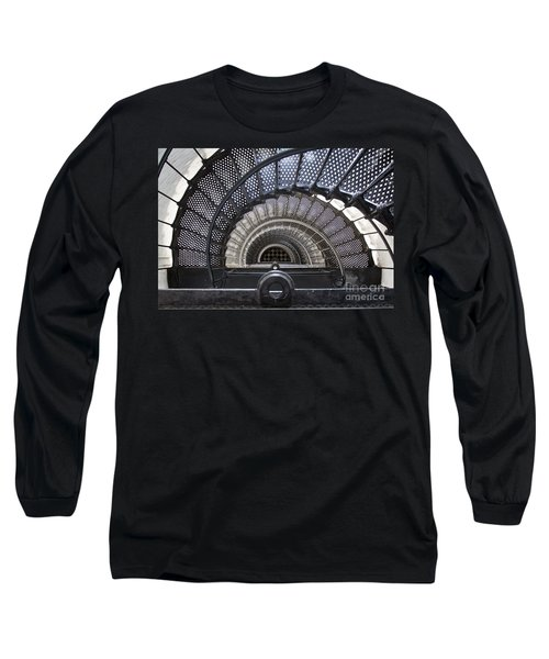 Downward Spiral Long Sleeve T-Shirt