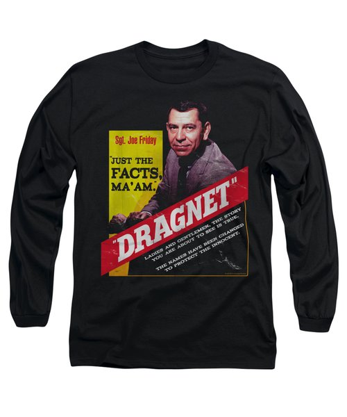 Dragnet - Pulp Long Sleeve T-Shirt