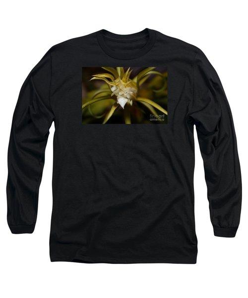Long Sleeve T-Shirt featuring the photograph Dragon Flower by David Millenheft
