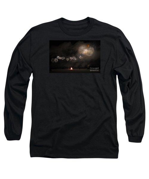 Dragon Of Light.. Long Sleeve T-Shirt