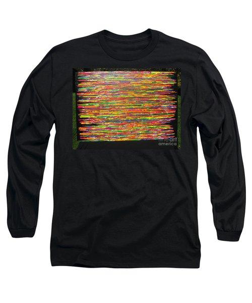 Drama Long Sleeve T-Shirt by Jacqueline Athmann